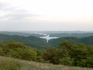 Clinch Mountain Lookout