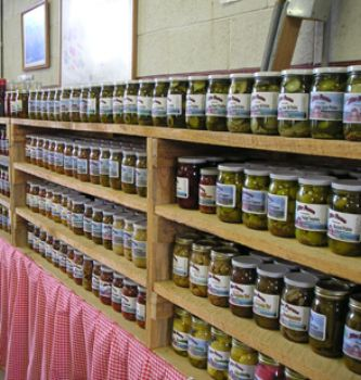 chow chow mustard pickle relish